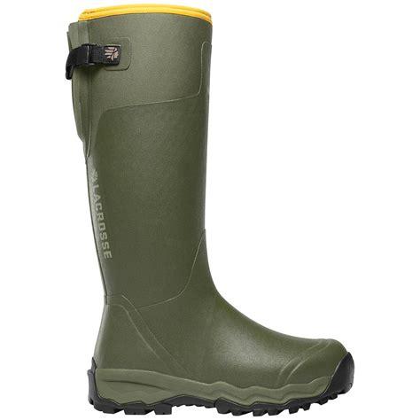 la crosse boots 18 quot lacrosse 174 alphaburly pro 800 gram thinsulate 174 ultra
