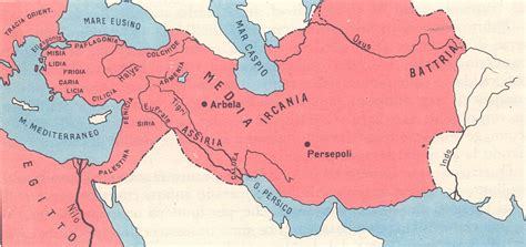 persiani popolo l impero persiano