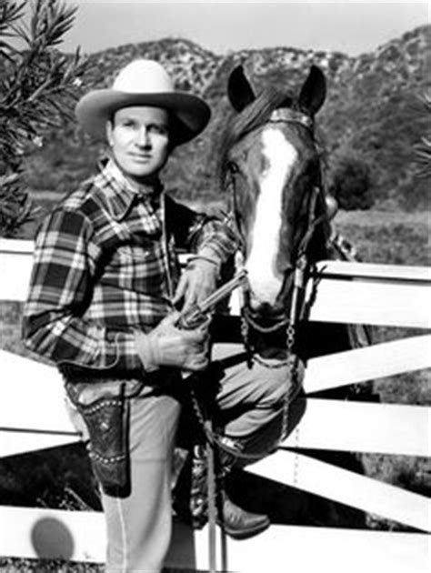 cowboy film equipment 1000 images about stars gene autry on pinterest