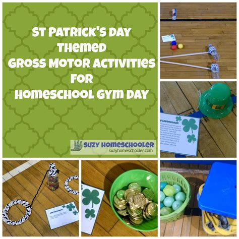 s day gross gross motor activities for or