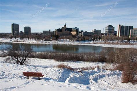 downtown saskatoon in winter stock photo 169 sprokop 5163104
