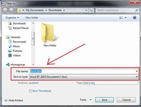 format file nam how to change the default file format in microsoft word
