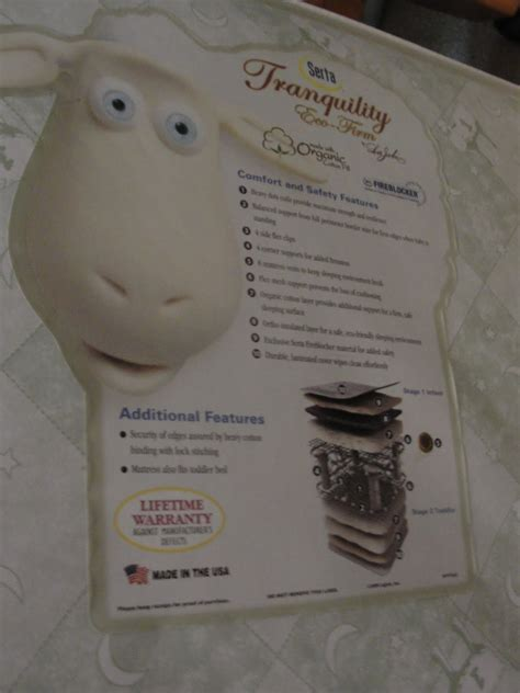 Serta Tranquility Eco Firm Crib Mattress Serta Tranquility Eco Firm Crib Mattress Review And Giveaway Baby Bash Quot Grand Prize Quot 1