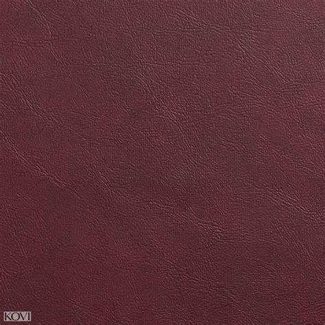 auto vinyl upholstery fabric burgundy dark red plain animal hide texture automotive