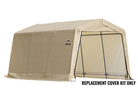 Shelterlogic Garage Replacement Covers by Replacement Cover Kit For The Autoshelter 174 10 X 15 X 8 Ft