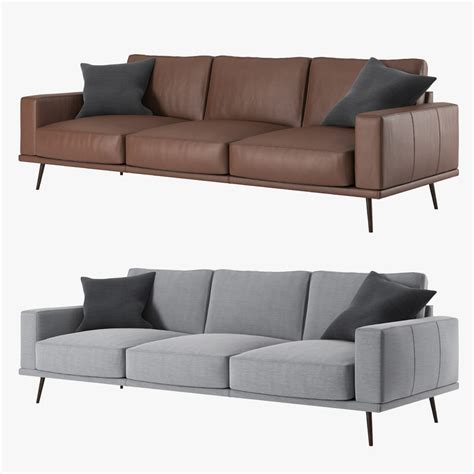 boconcept sofa sale boconcept carlton sofa 3d model