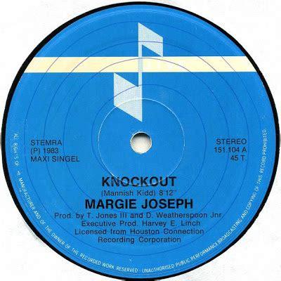 Margie Joseph Knockout la magie de la funk 4 ao 251 t 2008