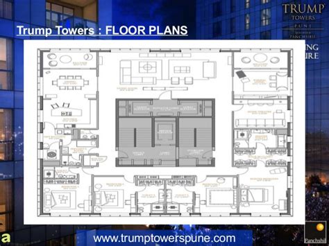 Park Place Apartments Floor Plans by Trump Towers Flats And Apartments In Kalyani Nagar