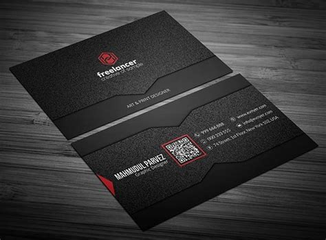 black business cards templates psd free noise black corporate business card template psd