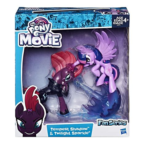 my little pony guardians of harmony fan series discord figure mlp tempest shadow twilight sparkle guardians of harmony