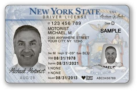 New York Id Card Template by Ny Driver S Licenses Get Harder To Ny Daily News