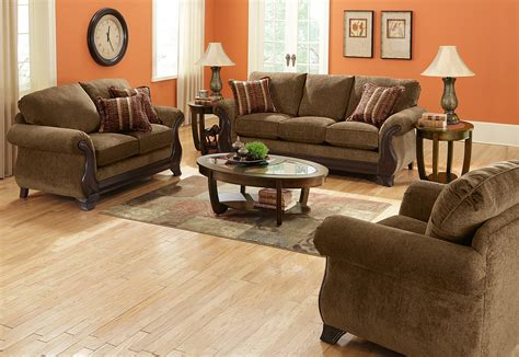burnt orange sofa living room living dining room furniture orange living room furniture