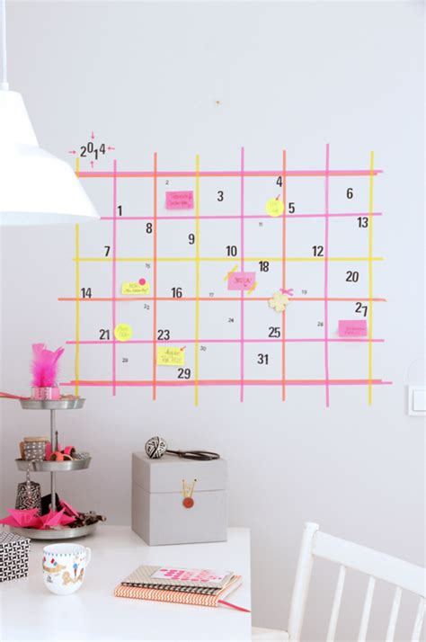 Airplane Bedroom Ideas 20 diy washi tape wall art ideas