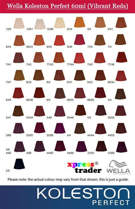 wella color charm color chart 25 best ideas about wella color charm chart on