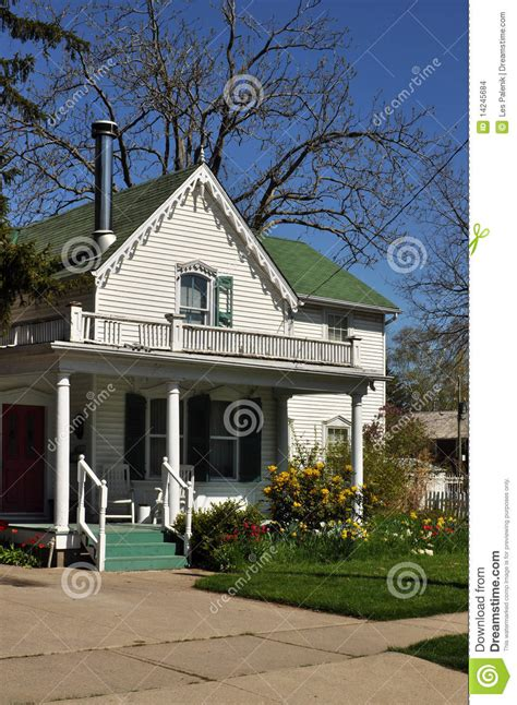 house with a porch stock photo image of chairs home 41010732 old house with porch and balcony stock photo image of