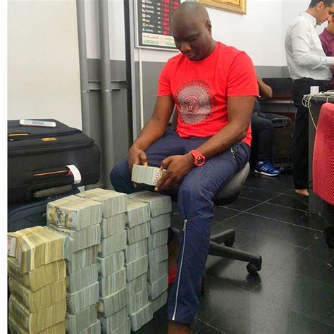 bureau de change island lagos big boy ismaila flaunts 4million on instagram
