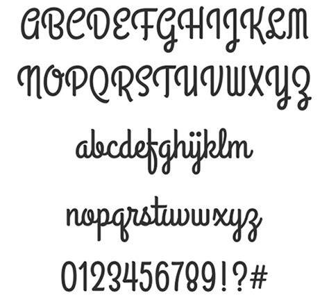 Model Font Free Bordir Nama Tulisan 100 font gratis untuk desain grafis dan web