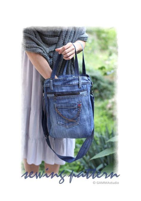 blue jean purses patterns 25 unique denim bag patterns ideas on diy