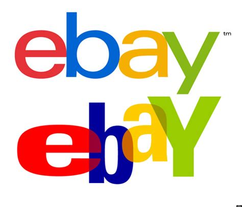 ebay font ebay new logo a lot like the old logo but with a cleaner