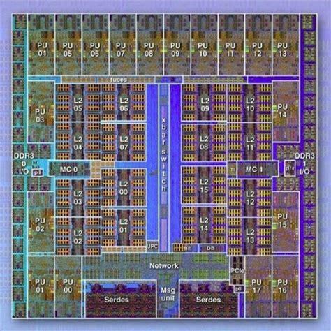Ibm Blue Mba Internship by Ibm Specs Out Blue Gene Q Chip