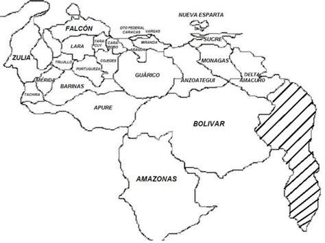 imagenes de venezuela para colorear resultado de imagen para imagenes del mapa de venezuela