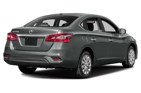 2016 Nissan Sentra Price Photos Reviews Features
