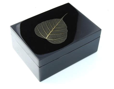 Home Interiors Gifts Inc Website by Luxury Gifts Black Leaf Lacquer Box So Beautiful One Of