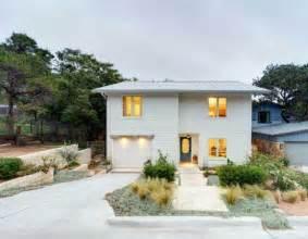 amenagement exterieur jardin entree design moderne