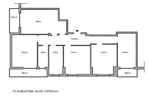 planimetria di un appartamento arteimpianti album