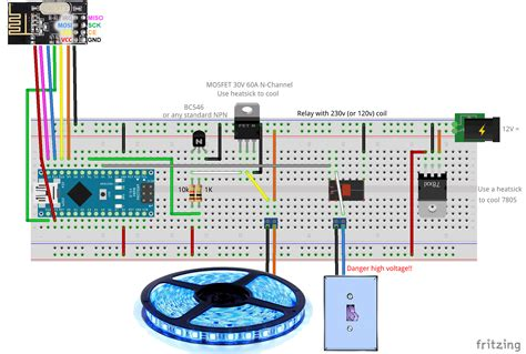 12 volt led light wiring diagram 12 volt battery
