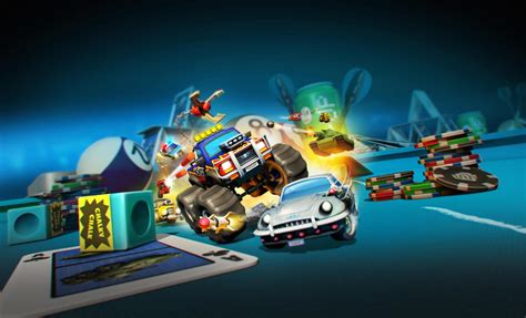 Micro Machines World Series Ps4 micro machines world series officially announced for april xbox one xbox 360 news at