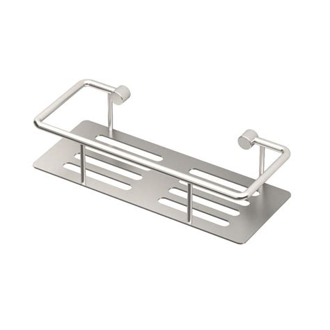 Home Depot Shower Shelf by Gatco 10 In Shower Shelf In Chrome 1432 The