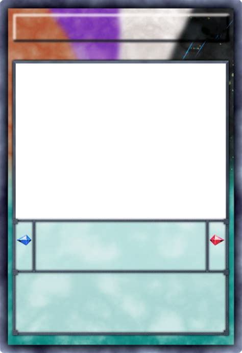 yugioh zarc pendulum card template new template help projects ygopro forum