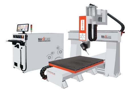 5 axis router table maxi m8 5 axis cnc router maxicam