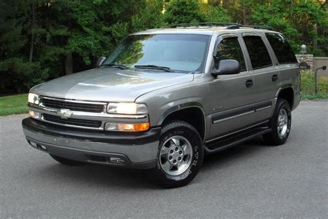 old car repair manuals 2002 chevrolet tahoe electronic toll collection 2002 chevrolet tahoe ls 2wd leather seats new tires elkins auto sales