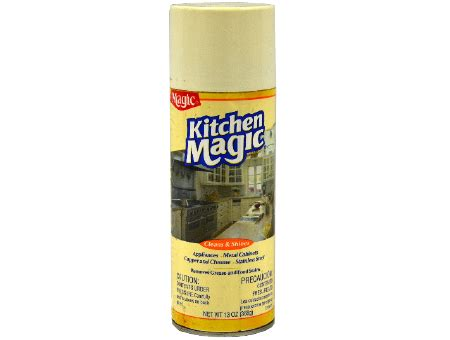 Kitchen Magic by Magic 174 Kitchen Magic 13 Oz Aerosol Hardware Store Singapore