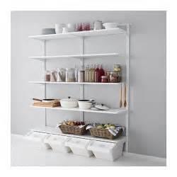 algot wall upright shelf hook ikea