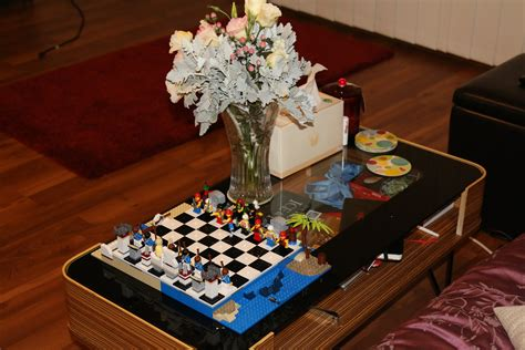 Living Room Show Pieces by Review Lego 40158 Chess Set