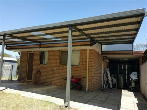 Flat Patio by Flat Roof Patio Pergola Designs Great Aussie Patios Perth
