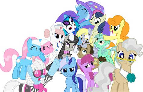 background ponies view topic background characters mlp rp new and