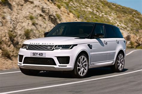 range rover white 2018 range rover sport 2018 revealed ahead of april launch