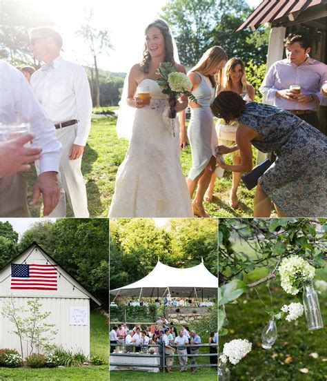 Backyard Wedding Connecticut Outdoor Connecticut Weddings And Tucker S