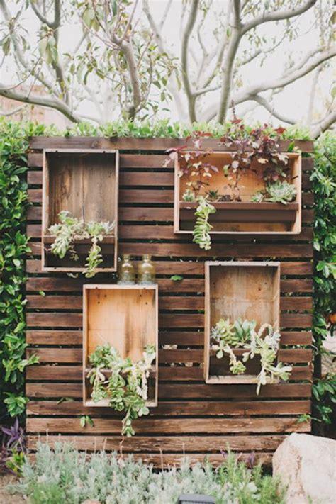 cassette per piante composizioni con piante e cassette di legno 20 bellissime