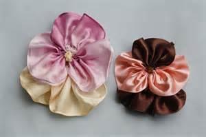 Flowers Tutorials - gallery for gt fabric flower tutorial