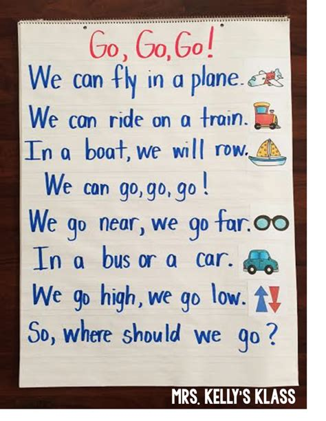 poetry themes ks2 transportation poem and other fun ideas kinderland