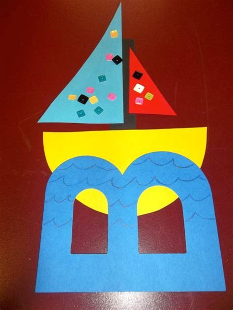 row row your boat craft b is for boat row row row your boat song activities