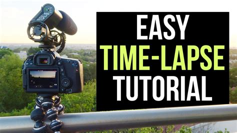 time lapse tutorial windows movie maker timelapse tutorial