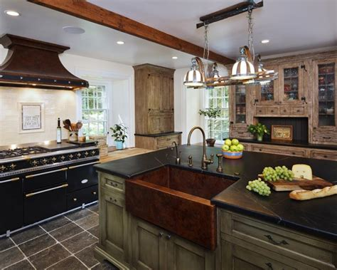 rustic farmhouse kitchen ideas 27 rustic kitchen designs page 5 of 6