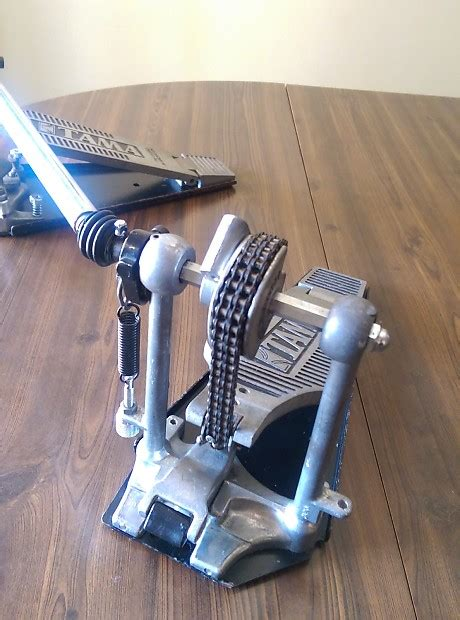 Tama Pedal Hp900rwn Rolling Glide Power Pedal tama hp90tw iron cobra power glide pedal reverb