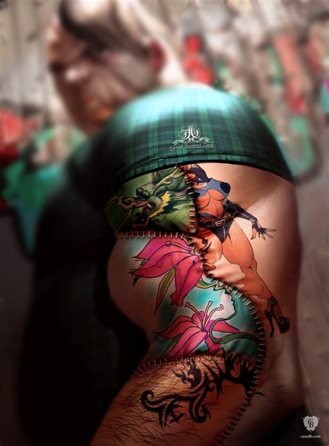 artwork franck tattoo julien renoult